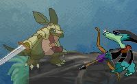 És o cavaleiro Armadillo e o objectivo é que salves a aldeia da morte! Consegues fazer isso? Esta é a parte 2 deste jogo de aventura engraçado!