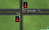 Gostas de tráfego e de engarrafamentos também? Joga ao teu próprio regulador de tráfego e decide quando acender a luz verde. Cuidado para não causares nenhuma colisão e garante que o engarrafamento não é muito longo