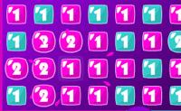 O teu objectivo é fazer todas as bolas cor-de-rosa. Uma bola estoura logo que o número 4 esteja dentro e clicas nela, ou quando uma bola ao lado rebenta. Apenas podes clicar nas bolas cor-de-rosa.
