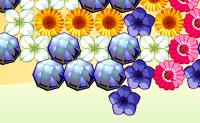 Esta é uma variante engraçada de Bubbles em que vais evitar que o jardim fique cheio de flores.