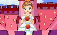 Ajuda a pequena princesa a fazer desaparecer os animais à volta do castelo. Atira os frutos mágicos aos animais e eles desaparecem