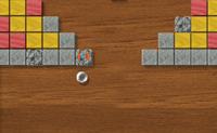 Neste jogo de arkanoid podes usar a tua borracha para fazer a bola saltar. Enquanto jogas podes ganhar dois tipos de bónus: aquele que vêm nos blocos que atinges e aqueles que caem. Além disso existe um avião a voar, que adiciona risco extra e excitação a este jogo. Consegues apagar todos os cubos?