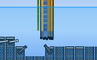 Este é um jogo da defesa da torre de uma perspectiva diferente. Podes meter torretas nas tuas torres para as defenderes. Cada bloco de torres pode ter uma torreta. Há cinco tipos diferentes de torretas, que podem ser actualizadas até ao nível 5. Depois de cada nível, ganhas três pontos de torres, que podes usar para reconstruir uma torre destruída.