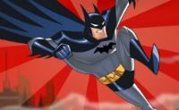 O Joker encurralou o Batman entre dois arranha-céus. Ele está a mandar todo o tipo de materiais de construção à cabeça do Cavaleiro Negro.  Usa os blocos de cimento em queda e as vigas de metal para subires ao topo do edifício. Pensa à frente e planeia os teus movimentos para que os blocos caiam em sítios onde são úteis para ti.  Podes agarrar momentaneamente as paredes e superfícies: usa essas capacidades para obteres balanço para os teus saltos! Cuidado com a bomba de gás que o Joker em breve te vai atirar: se respirares o veneno, o jogo acaba.