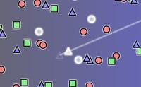Destrói todos os polígonos em cada nível causando uma reacção em cadeia. Podes causar estas reacções em cadeia de várias formas: - Clicando num polígono; - Clicando num círculo, que explode e causa uma reacção em cadeia com os polígonos; - Clicando num quadrado que esforça os polígonos e provoca uma reacção em cadeia; - Clicando num triângulo, que dispara raios laser e atinge os polígonos.