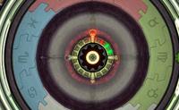 Apanha Esferas Elementares para alimentar o Construtor de Estrelas, um reactor cósmico que converte os 4 elementos básicos (fogo, terra, ar e água) em estrelas! Estes elementos apenas podem ser capturados enquanto estão na zona alvo no centro. Logo que um entre na zona, pressiona a tecla de seta correcta para o capturar. Se o fizeres demasiado cedo perdes pontos. Se o fizeres demasiado tarde, o reactor fica danificado.