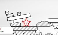 O objectivo deste jogo é fazer a estrela vermelha aterrar directamente no planalto indicado. Podes fazer isto apagando os blocos de forma inteligente, para que a estrela se mova lentamente ou salte para o ponto correcto.