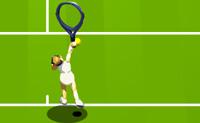 Desfruta deste jogo de ténis online e treina as tuas capacidade de reacção bem como a tua agilidade!