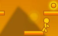Apanha 10 moedas em cada nível para abrires a porta para o seguinte. Evita os picos e usa as caixas despoletar as plataformas escondidas.