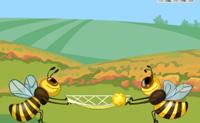 Estas belas, felizes abelhas entretêm-se apanhando mel de uma forma original. Ajuda estas trabalhadoras do duro a cumprir a sua missão. A estrutura multi nível deste jogo arcade dão-lhe uma boa chance de melhorar as suas habilidades de jogo e mostrar o seu talento para jogar.