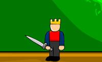 O objectivo deste jogo é encher o castelo com ouro, antes que o teu oponente faça o mesmo! Dedica-te à pilhagem e ataca as caravanas para roubar o seu ouro!