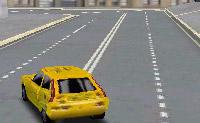Neste jogo online és perseguido. Tenta andar durante quanto mais tempo possível no carro, sem seres destruído.