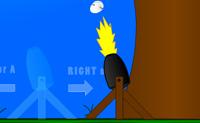 Apanha todas as moedas atirando um ovo contra a �rvore. O ovo volta a cair: tenta apanh�-lo, para que n�o se parta!