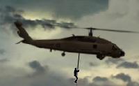 Faz o teu melhor para guardar o convés fazendo todos os teus homens aterrar nos pontos de aterragem assinalados no barco. A corda é para te balançares de um lado para o outro, logo um bom tempo de salto é essencial para uma boa aterragem!