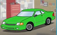 Seleccione um carro e mude as peças de acordo com as suas preferências!