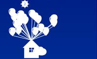 A tua casa pode voar. Quantos mais balões apanhares, mais alto podes voar. Quando tiveres pelo menos um balão, podes mover a casa com as teclas de setas ou WASD. Evita bombas, elas podem rebentar os teus balões. Podes arrastar e largar bombas. Completa missões para ganhar pontos extra.