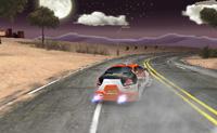 Ganha corridas seguindo os tubos vermelhos e batendo os tempos definidos. Isto liberta novas pistas e um novo carro.