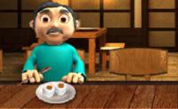 Investiste todas as tuas poupanças num restaurante sushi que queres abrir hoje. Tens apenas uma semana que és um bom cozinheiro e que podes tratar de tudo facilmente!