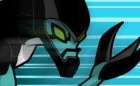 A Gwen foi raptada... Ajuda o Ben a salvar a sua amiga! De facto, este jogo contém 4 mini jogos. Em cada nível, o Ben transforma-se num extra-terrestre diferente e tem uma tarefa diferente.