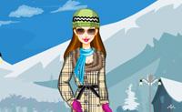 Esta rapariga está à espera do teu conselho para se vestir. Tenta diferentes combinações, para descobrir o que lhe fica melhor!