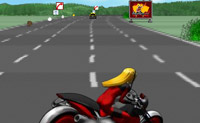 Do you like speed' Enjoy yourself in this fast racing game!