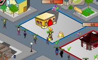 Neste jogo podes escolher entre dois restaurantes: um bar sushi e um restaurante de hamburgueres. Ganha o dinheiro de que necessitas o mais rápido possível, actualizando o teu restaurante e mantendo um local agradável para os teus clientes. Jogas contra um adversário, logo é melhor que sejas o mais rápido!