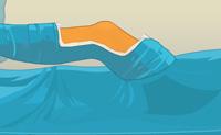 Bem-vindo ao muito instrutivo e realista jogo de Cirurgia Virtual ao Joelho! Vais executar uma operação ao joelho, com a ajuda das instruções ao longo do jogo. E mais, há questões interessantes para responder. Por favor, usa uns fones ou liga os altifalantes, para que possas ouvir o que o cirurgião te tem a dizer.