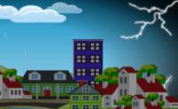 Regula as condições climáticas das cidades colocando nuvens nas cidades. Para colocar uma nuvem numa cidade, tira-a da grelha e coloca-a na cidade apropriada. Colocando a nuvem numa cidade congela as outras condições climáticas por cinco segundos. Se alguma das barras de condições climáticas ficar vazia, perdes o jogo.