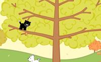 Ajuda o cão Coco e o gato Licor a apanhar algumas nozes para o seu lanche da tarde. Apanha as nozes na árvore e atira-os aos animais por baixo. Evita os esquilos e os pássaros, pois perde energia quando lhes tocas! Podes apanhar maçãs para ganhares nova energia e pontos de bónus.