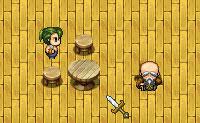 Nesta versão de Mundo de Dor é um herói, que acorda a milhas daqui desde nenhum lado. A tua missão: pára esta terrível guerra, lutando contra inimigos e actualizando as tuas habilidades neste jogo ao estilo de Zelda. Vê as instruções no jogo para mais detalhes.