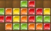Forma grupos de pelo menos 5 cristais id�nticos para os apagares.