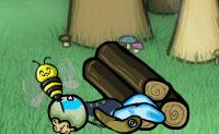 Ajuda este pequeno homem a correr tão rápido e para tão longe quanto possível pela floresta. Salta por cima ou desliza por baixo dos obstáculos, como troncos de árvores e atoleiros, mas cuidado: as vespas, fantasmas e bolas de neve estão atrás da sua vida. Podes jogar este jogo sozinho ou com múltiplos jogadores.