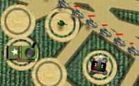Este � um jogo de guerra que desafia os teus instintos de estrat�gia. Os alien�genas aterraram e est�o prestes a destruir a colheita do agricultor. Evita que cheguem ao celeiro fazendo um labirinto de c�rculos antes do in�cio do jogo e depois larga todo o teu equipamento militar neles.