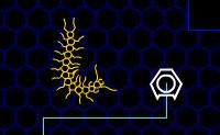 O universo está ameaçado pela invasão de monstros transdimensionais. Reclama o território cortando partes dele. Prende os monstros para pontos extra, mas não os atinjas no seu portal ou eles tomam a tua vida. Ganha bónus para adquirir poderes extra de curta duração quando pressionas a barra de espaços. um B aumenta-te a velocidade, um M permite-te disparar e um S liberta uma pequena onda de choque.