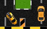 Conduz o teu carro pela estrada até ao parque de estacionamento dentro do tempo dado. Cuidado, contudo, é mais difícil do que parece, porque cada vez que bates em algo, tens de recomeçar. Este jogo é um verdadeiro desafio!