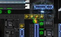 Neste jogo de defesa tens de proteger a nova motherboard prot�tipo do ataque dos piratas. Coloca as tuas defesas estrategicamente para abater todos os piratas o mais r�pido poss�vel. Boa sorte!