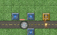 Outro divertido jogo de defesa! Desta vez tens de evitar que todos os ve�culos passem. Coloca as tuas torres de defesa estrategicamente e abate-os!