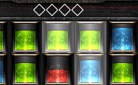 És o assistente de um alquimista. Por cima do campo vês as combinações de cores que precisas para as poções que o teu mestre requer. Fermenta as poções desenhando uma linha simples na ordem certa sobre as gemas coloridas no campo.
