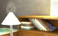 Alguém escondeu o meu diário! Por favor ajuda-me a encontrá-lo. Recupera todas as peças escondidas no quarto e junta o meu diário de volta.