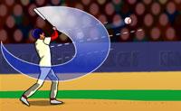 És um batedor. Atinge a bola para que ela atinja a estrela e passes para o nível seguinte.
