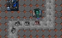 Defende o teu forte, constrói torres de defesa e abate todos os tanques inimigos antes que eles cheguem a ti!