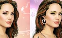 Neste jogo, há 3 níveis. Em cada nível podes ver duas imagens parecidas de uma famosa estrela. Tens de descobrir as diferenças entre as duas imagens para passares ao nível seguinte. Se não as descobrires a tempo, tens de recomeçar. Neste jogo podes encontrar imagens de Brad Pitt, Jennifer Aniston e Angelina Jolie.