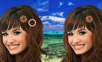 Neste jogo, há 3 níveis. Em cada nível podes ver duas imagens parecidas de uma famosa estrela. Tens de descobrir as diferenças entre as duas imagens para passares ao nível seguinte. Se não as descobrires a tempo, tens de recomeçar. Neste jogo podes encontrar imagens de Johnny Depp, Hayden Panettierre e Demi Lovato.