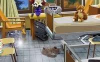 A Suzy tem um emprego no hospital, mas o hospital está uma confusão! Ajuda a enfermeira Suzy a por tudo em ordem, descobre todos os objectos requeridos que estão escondidos na figura. Podes ver os seus nomes em Inglês no fundo da figura.