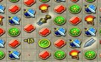 Este jogo � uma viagem ao mundo antigo. A tua tarefa � restaurar o altar de Poseidon com os cristais que podes ganhar em v�rios n�veis. Na maioria desses n�veis, tens de fazer filas de tr�s ou mais para eliminar as gemas e mover os artefactos para o fundo do campo. Noutros n�veis tens de descobrir pe�as de um puzzle e resolv�-lo. Se gostas de Bejeweled, vais adorar este jogo.