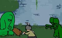 A namorada do Buttlock foi raptada por um malvado monstro. Agora, Buttlock está numa missão de vingança e resgate. Derrota todos os inimigos com ele e liberta a sua namorada. Boa sorte!