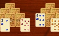 What do you get when you mix Jewel Quest with Solitaire' Jewel Quest Solitaire, both a card game and a mini version of Jewel Quest.