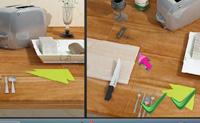 Descobre as diferenças nas imagens. Não é tão fácil como isso - ambas as imagens são tiradas de ângulos diferentes e se fizeres três erros, o jogo acaba.