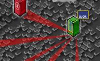 Reconquista o território do Dragão Vermelho, uma vez que é a organização do teu Avô. Conquista as torres da competição antes que eles fiquem por cima de ti.