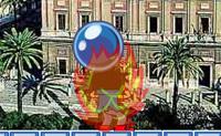 Faz uma viagem virtual às capitais de Espanha, França, Grã-Bretanha, Alemanha, Polónia e Itália, enquanto jogas este divertido jogo 'Pang Especial'. Atinge as bolhas antes que elas te atinjam!